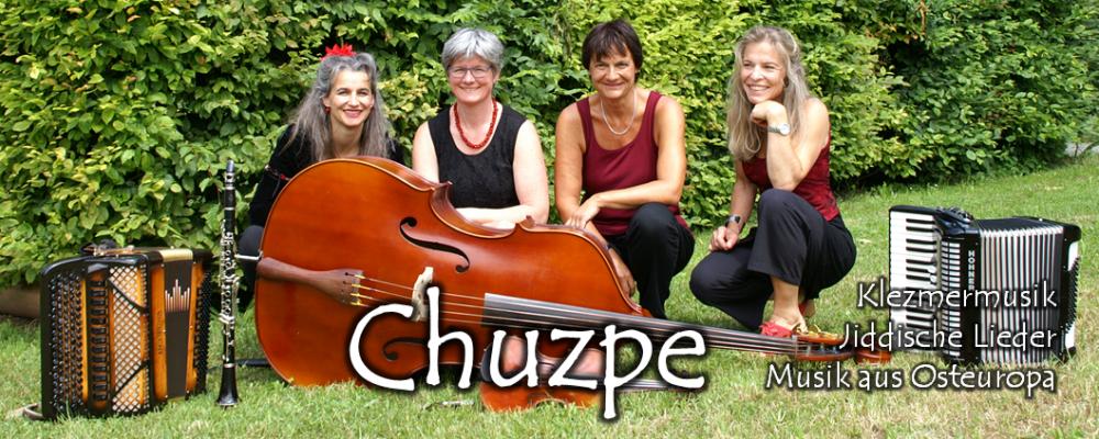 Chuzpe – Klezmer und Musik aus Osteuropa